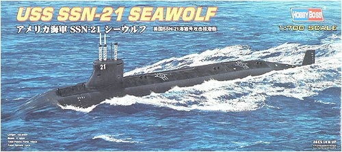 USS Seawolf SSN21 Submarine 1-700 Hobby Boss - Buy USS Seawolf SSN21 Submarine 1-700 Hobby Boss - Purchase USS Seawolf SSN21 Submarine 1-700 Hobby Boss (Hobby Boss, Toys & Games,Categories,Construction Blocks & Models,Construction & Models,Vehicles,Naval)