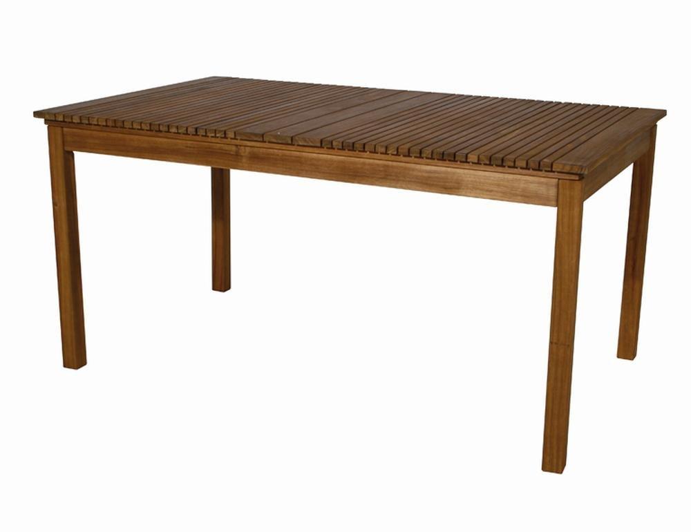 Siena Garden 120563 Tisch Falun, 150x90cm Akazienholz FSC® 100% Beschläge aus galvanisiertem Stahl günstig