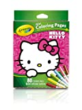 Crayola Hello Kitty Mini Coloring Pages