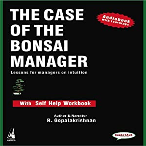 The Case of the Bonsai Manager Audiobook