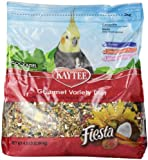 Kaytee Fiesta Food for Cockatiel, 4-1/2-Pound