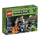 LEGO Minecraft The Cave Playset (21113)