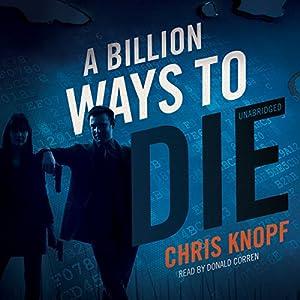 A Billion Ways to Die Audiobook