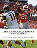 img - for College Football America 2016 Yearbook book / textbook / text book