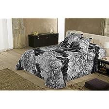 COTTON ART. Colcha Bouti Modelo BUCARO para cama de 180 ( 270 x 260 cm). Algodón 100%.Disponible para cama de 135,150 y 180.