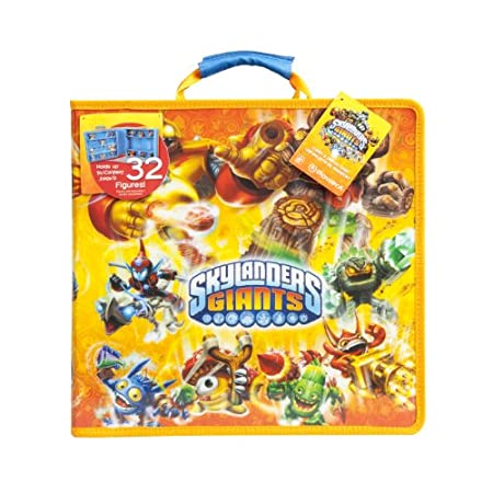 Carry & Display case pour 'Skylanders : Giants' figurines/jeux/accessoires - Wii/Xbox 360/PS3/3DS