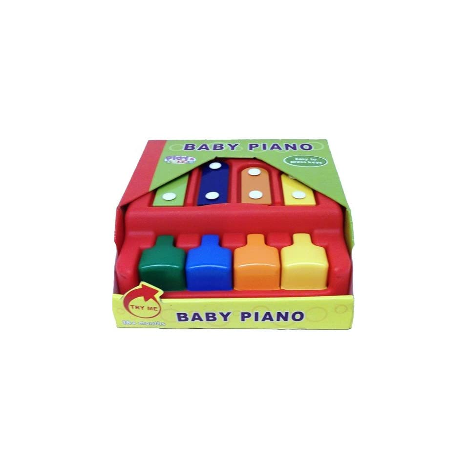 Jolly Play & Learn Baby Piano Toys & Games