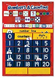Learning Resources Numbers And Counting Chart
