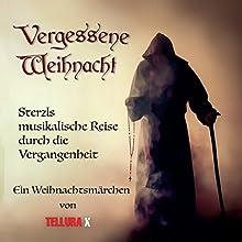 Vergessene Weihnacht: Sterzls musikalische Reise durch die Vergangenheit Hörbuch von Tellura X, Karl Mittermaier Gesprochen von: Steffen Jürgens