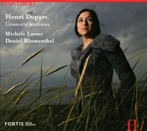 Henri Duparc: Complete mélodies