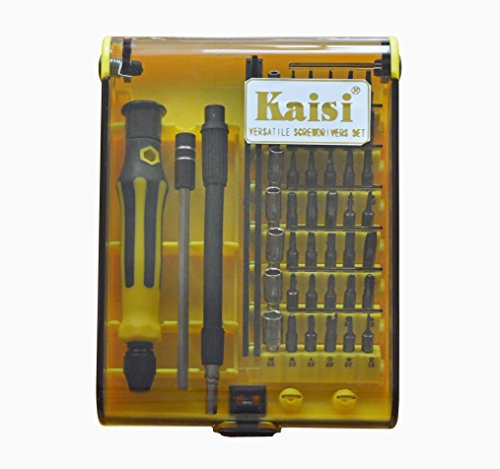 Kaisi® 45In 1 Professional Portable Opening Precision Screwdriver Hand Tools Kit Set