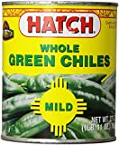 Hatch Chili Company Hatch Whole Green Chilies, 27-Ounce