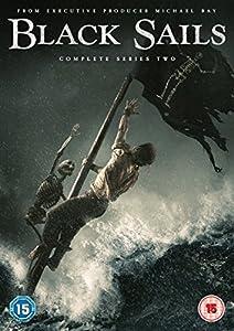 Black Sails Season 2 Dvd Toby Stephens