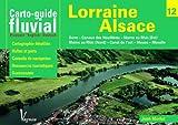 Carto guide fluvial : Lorraine Alsace...