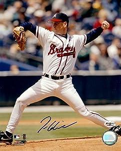 Tom Glavine Autographed Atlanta Braves 16x20 Photo