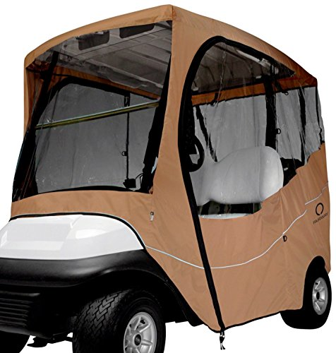 classic-accessories-fairway-golf-cart-travel-enclosure-khaki-long-roof