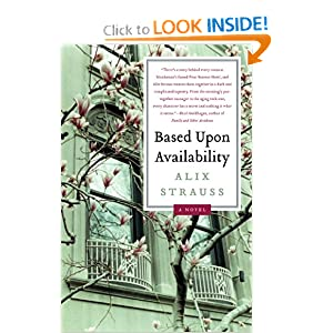 Based upon Availability: A Novel