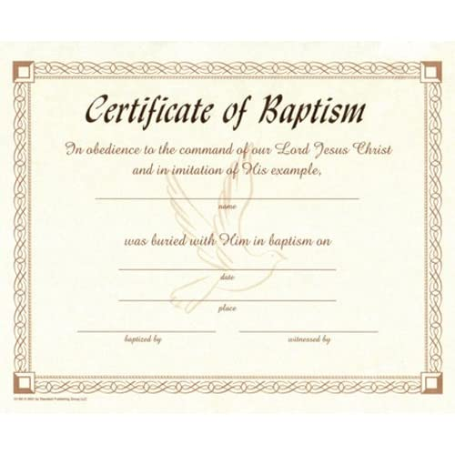 Search results for water baptism certificate template for Free water baptism certificate template