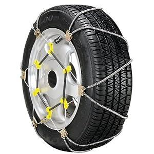 Security Chain Company SZ343 Shur Grip Z Passenger Car Tire Traction Chain - Set of 2