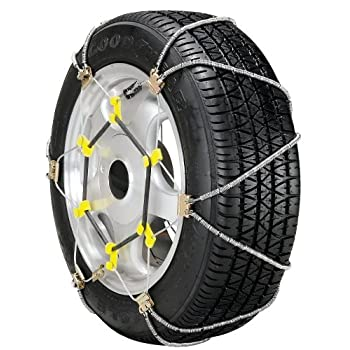 Security Chain Company SZ343 Shur Grip Super Z Passenger Car Tire Traction Chain - Set of 2