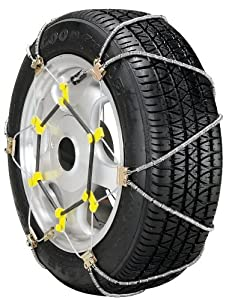 Security Chain Company SZ343 Shur Grip Z Passenger Car Tire Traction Chain - Set of 2