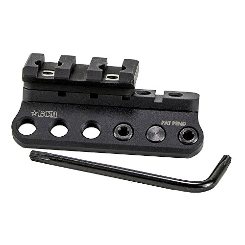 Bravo Company BCMGUNFIGHTER 1913 Light Mount Modular Key Mod, Black (Mod Company compare prices)