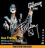 Gibson Gear SEG-AFS Ace Frehley Sig Electric Guitar Strings, .009-.046