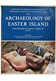 Archaeology of Easter Island: v. 1: Norwegian Archaeological Expedition Reports (0049130056) by Heyerdahl, Thor