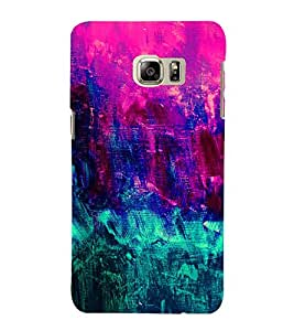 EPICCASE girly colors Mobile Back Case Cover For Samsung Galaxy Note 5 Edge (Designer Case)