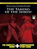 Image of The Taming of the Shrew Thrift Study Edition (Dover Thrift Study Edition)