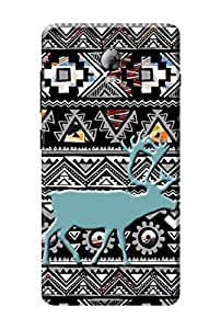 Lenovo Vibe P1 Cover, Premium Quality Designer Printed 3D Lightweight Slim Matte Finish Hard Case Back Cover for Lenovo Vibe P1 + Free Mobile Viewing Stand