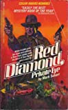 img - for Red Diamond, Private Eye book / textbook / text book