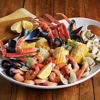 Maine Shore Seafood Bake – Gift Baskets & Fruit Baskets – Harry and David image