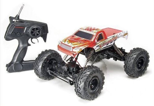 1:12 Scale Bandai X-Crawlee 4X4 R/C Truck Ready To Run