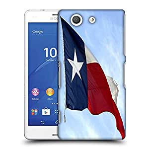 Snoogg Happy Texas Independence Day 2012 Designer Protective Phone Back Case Cover For SONY XPERIA Z3 COMPACT