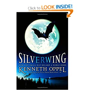 Kenneth Oppel -  Silverwing - Books 1-3