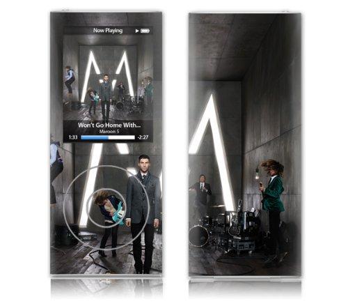 Zing Revolution Ms-M510005 Ipod Nano- 4Th Gen- Maroon 5- Soon Skin front-485698