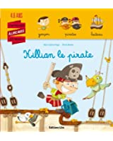 Killian le pirate - Dès 4 ans