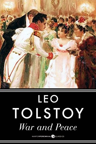 Leo, graf Tolstoy - War and Peace