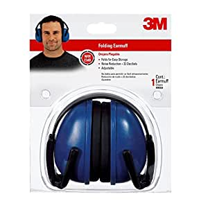 3M Tekk 90559 Protection Folding Earmuff