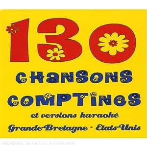 130 Chansons, Comptines Et Versions Karaoké Grande-Bretagne / Etats-Unis