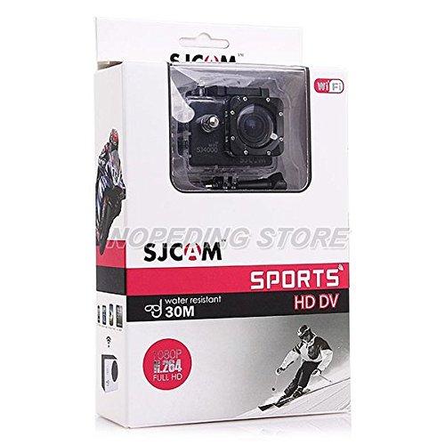Original Sjcam Sj4000 Wifi Action Camera Sports Helmet Head Video Cam