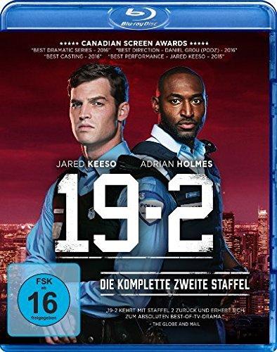 19-2 - Staffel 2 [Blu-ray]