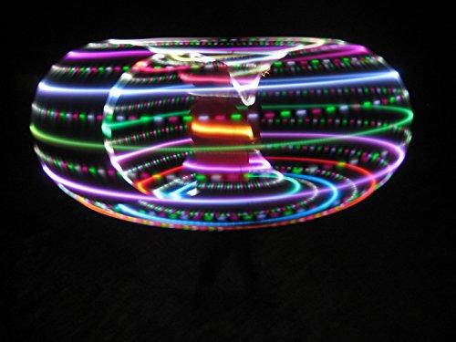 """Moodhoops Prism Led Hoop - 38"""", 24 Leds"""