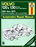 Motionperformance Essentials Haynes Garage Quality Car Repair Manual/Book For Volvo 120 & 130 Series (& P1800) (61 - 73) up to M * Including a De-Mister Pad and 1 Car Air Freshner.