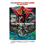 James Bond (The Spy Who Loved Me) - Maxi Poster - 61cm x 91.5cm
