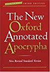 The New Oxford Annotated Apocrypha (New Revised Standard Version)