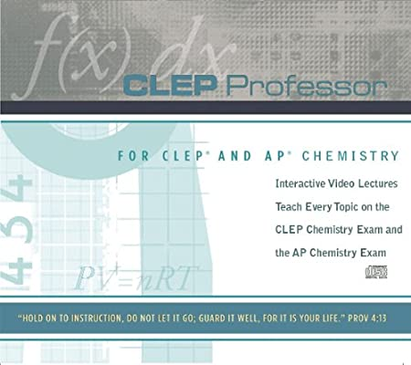 CLEP Professor for CLEP and AP Chemistry