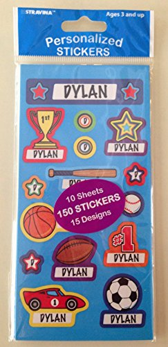 Dylan Stickers - 1