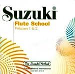 Suzuki Flute School, Vol 1 and 2